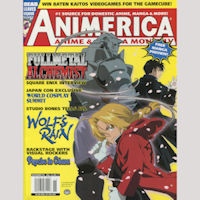 ANIMERICA VOLUME 12 #11 NOVEMBER 2004