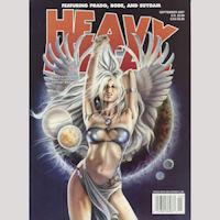 Heavy Metal Magazine Sept 2007