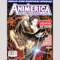 ANIMERICA AUGUST 2003 VOL 11 #8
