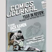 COMICS JOURNAL 240