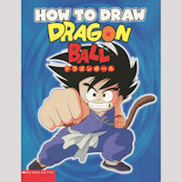 HOW TO DRAW DRAGONBALL TP