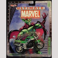 Ultimate Marvel Green Goblin Motorcycle