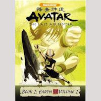 Avatar Book 2 DVD 2