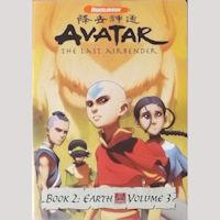 Avatar Book 2 DVD 3