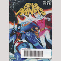 Battle of the Planest DVD 5