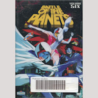 Battle of the Planest DVD 6