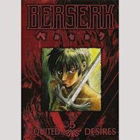 BERSERK VOL 5 REQUITED DESIRES DVD