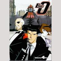 BIG O DVD Vol. 4