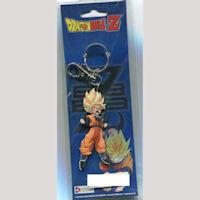 Dragonball Z Sayan Chibi-Goku Keychain