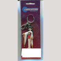 Cardcaptors: Mei Keychain