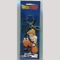 Dragonball Z Saiyan Goku III Keychain
