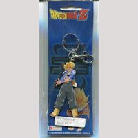 Dragonball Z Saiyan Trunks Keychain