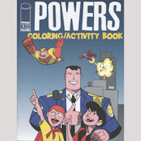 Powers Coloring & Activity Book