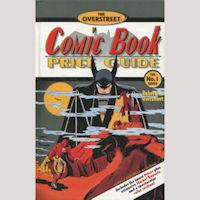 OVERSTREET COMIC BOOK PG VOL 31 BATMAN HC