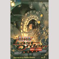 Battle Angel Alita Last Order GN 3