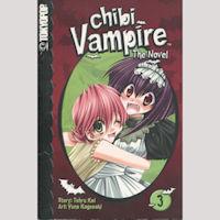 CHIBI VAMPIRE VOL 3 NOVEL