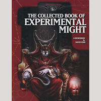 MONTE COOKS COLLECTED BOOK OF EXP MIGHT