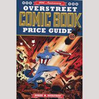 Overstreet Price Guide SC 40
