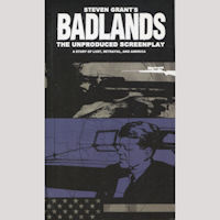 BADLANDS UNPRODUCED SCREENPLAY