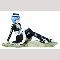 NGE YOU ARE NOT ALONE REI NOIR PVC STATUE