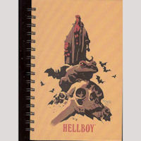 HELLBOY JOURNAL