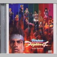 Virtua Fighter 4 Official Soundtrack
